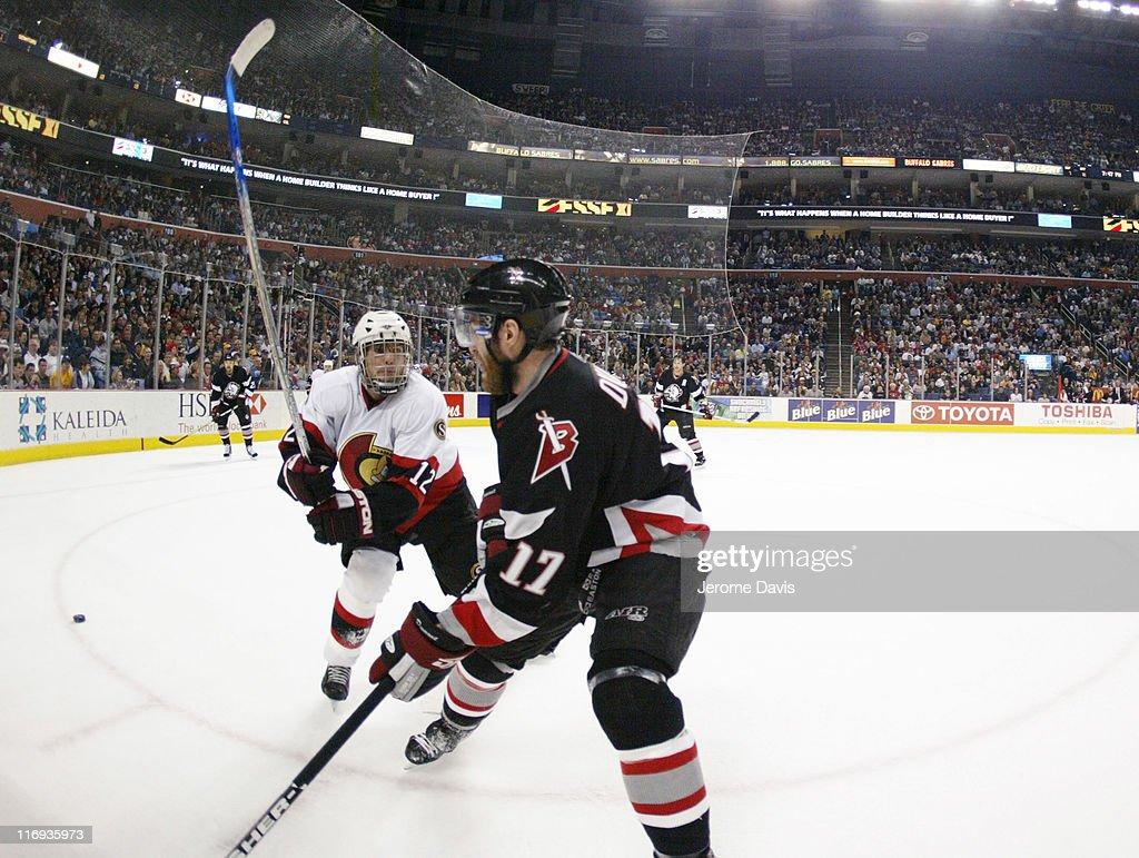 2006 NHL Playoffs - Eastern Conference Semifinals - Game Four - Ottawa Senators