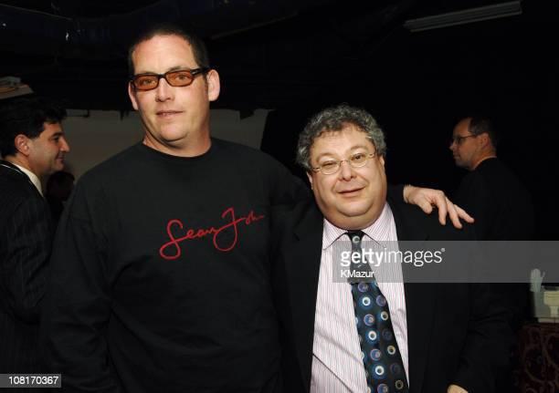 Mike Fleiss and Steven R Koonin President Turner Entertainment Networks TNT TBS Court TV and TCM 9013_0064jpg