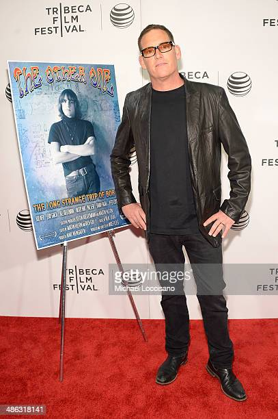 Mike Fleiss attends the The Other One The Long Strange Trip of Bob Weir Premiere during the 2014 Tribeca Film Festival at BMCC Tribeca PAC on April...