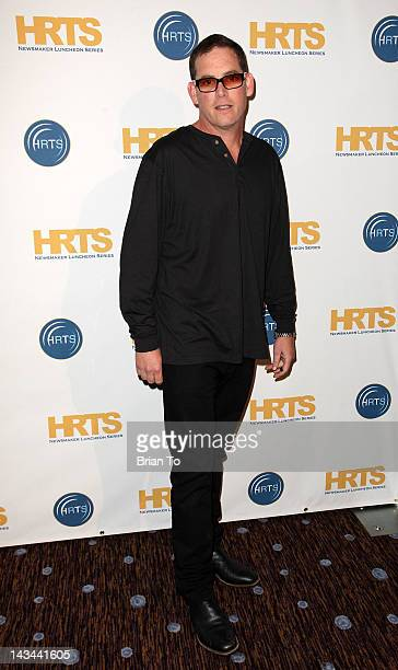 Mike Fleiss executive producer of The Bachelor attends The Hollywood Radio Television Society presents The Unscripted Hitmakers at The Beverly Hilton...