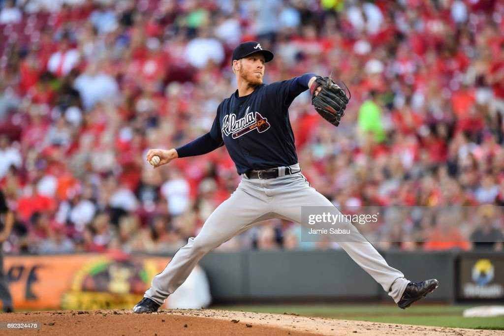 Atlanta Braves v Cincinnati Reds : News Photo