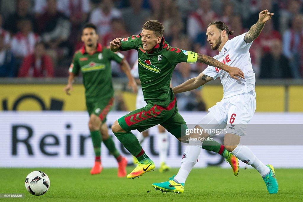 1. FC Koeln v SC Freiburg - Bundesliga : News Photo