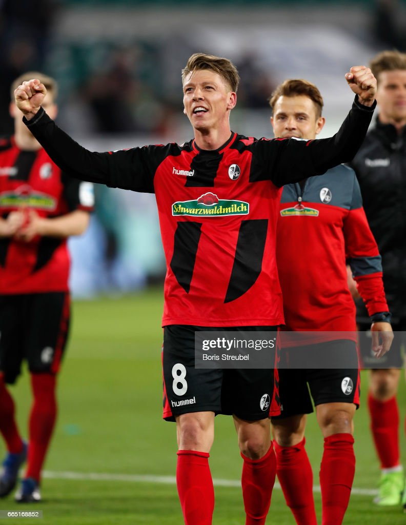 VfL Wolfsburg v SC Freiburg - Bundesliga : News Photo