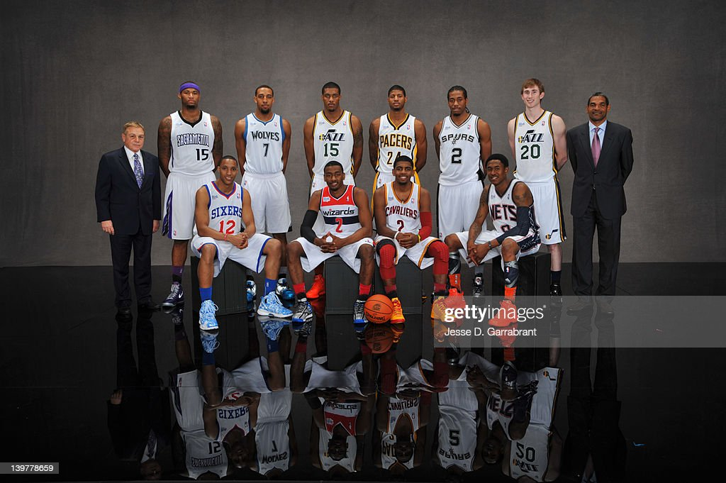 All-Star Portraits 2012
