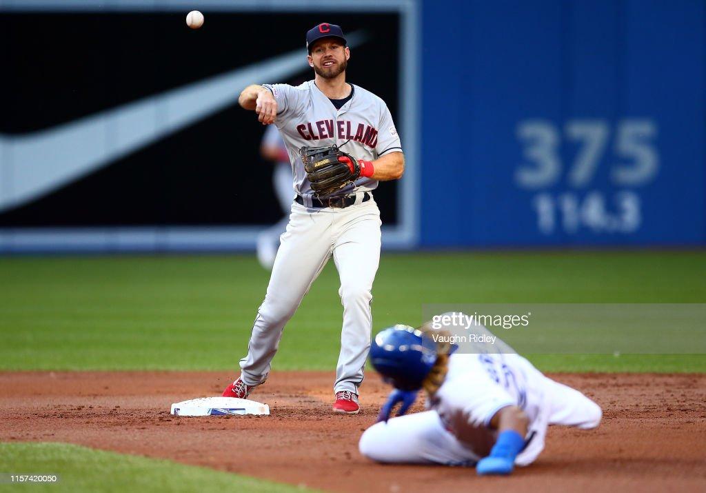 Cleveland Indians v Toronto Blue Jays : News Photo