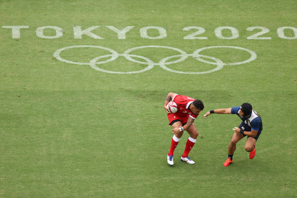 JPN: Rugby - Olympics: Day 4