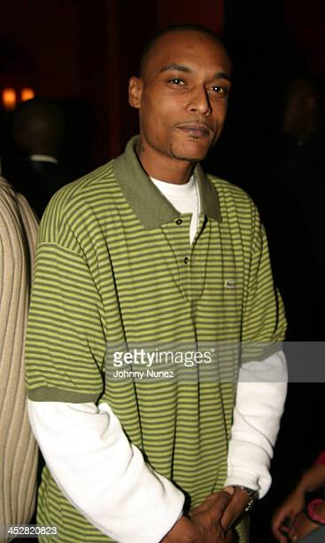 Mike Geronimo during Nas Private Listening Party December 1 2004 at Aza Aza in New York City New York United States
