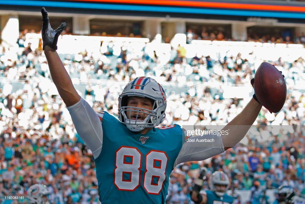 Philadelphia Eagles v Miami Dolphins : News Photo