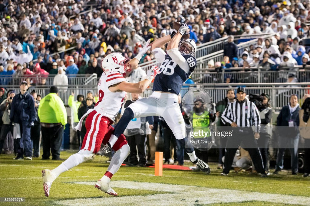 Nebraska v Penn State : News Photo