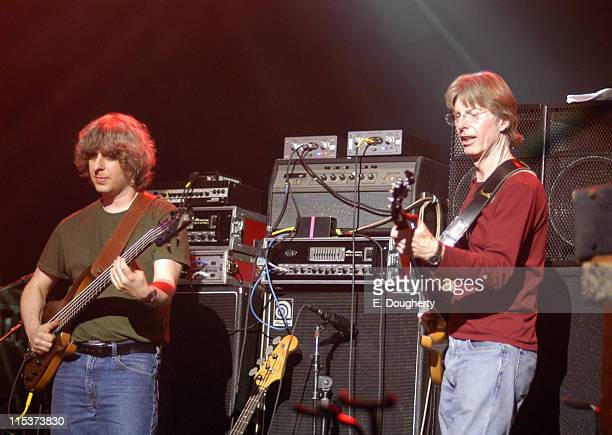 Mike Gordon of Phish and Phil Lesh of the Grateful Dead