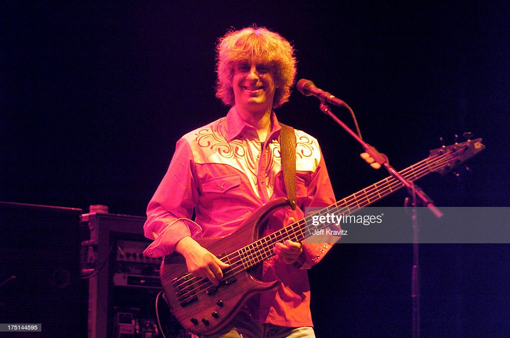 Mike Gordon of Phish during Phish Coventry Festival 2004 - Day 1 at Coventry in Newport, Vermont, United States.