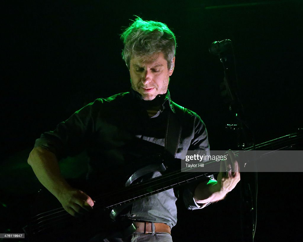 Mike Gordon of Phish performs at Webster Hall on March 1, 2014 in New York City.