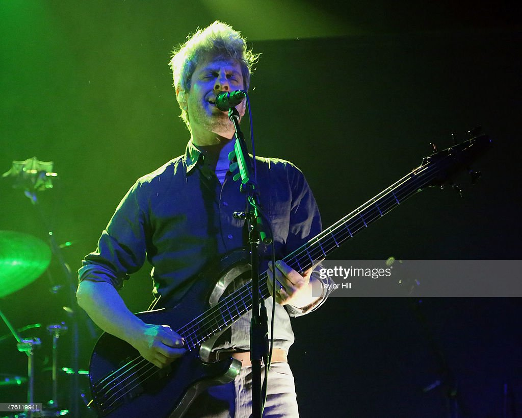 Mike Gordon performs at Webster Hall on March 1, 2014 in New York City.