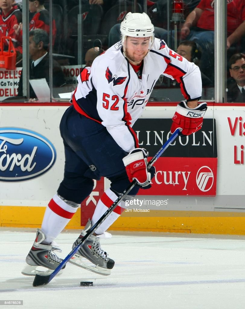 buy online 809b1 e9fdf Mike Green of the Washington Capitals skates against the New ...