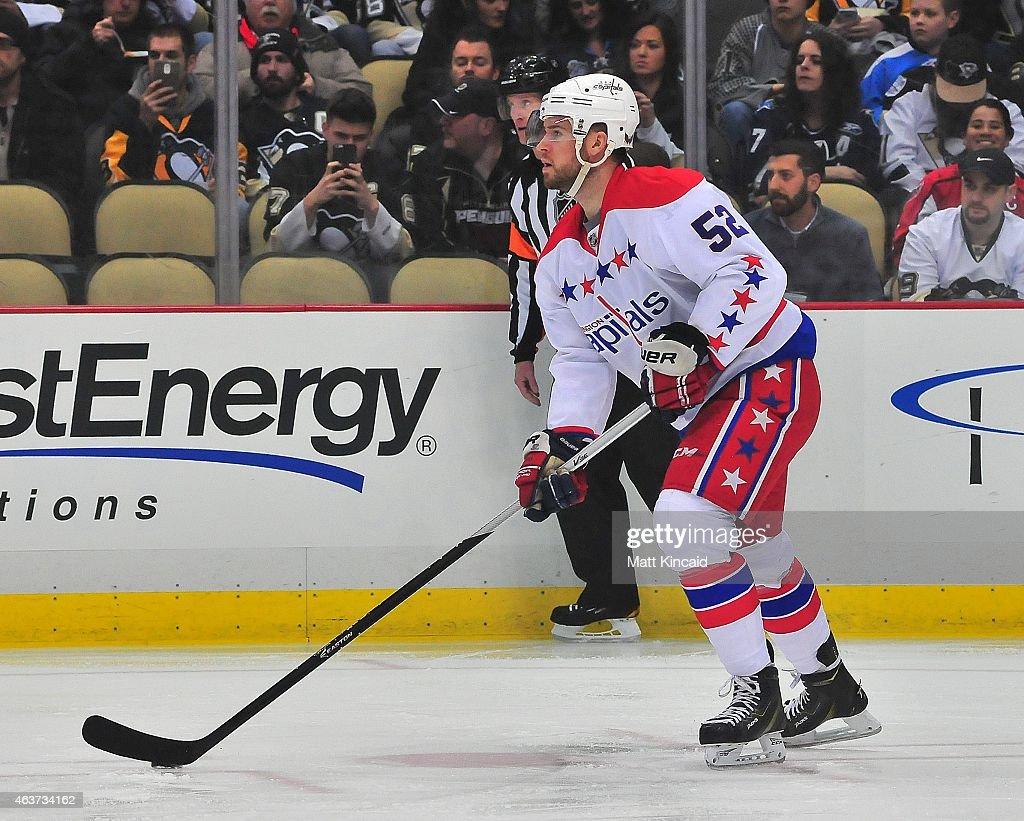 PA: Washington Capitals v Pittsburgh Penguins : News Photo