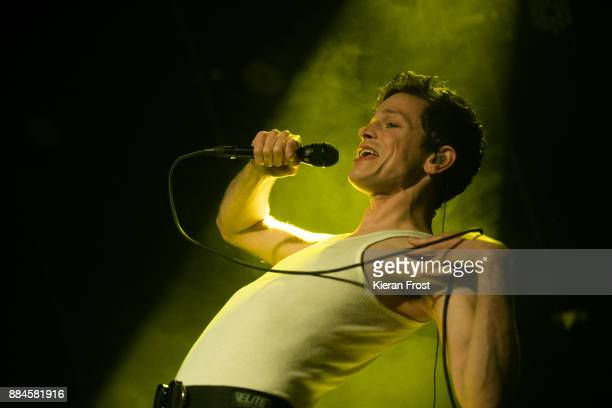 Mike Hadreas aka Perfume Genius performs live at the Tivoli Theatre on December 2 2017 in Dublin Ireland
