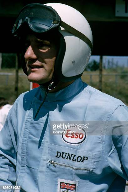 Mike Hailwood, Lotus-BRM 25, Grand Prix of the Netherlands, Circuit Park Zandvoort, 24 May 1964.