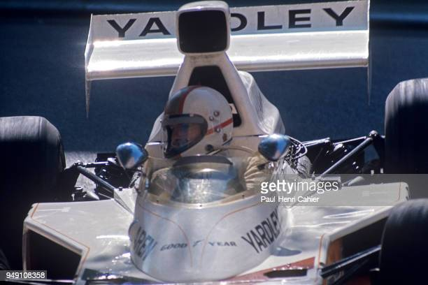 Mike Hailwood, McLaren-Ford M23, Grand Prix of Monaco, Circuit de Monaco, 26 May 1974.