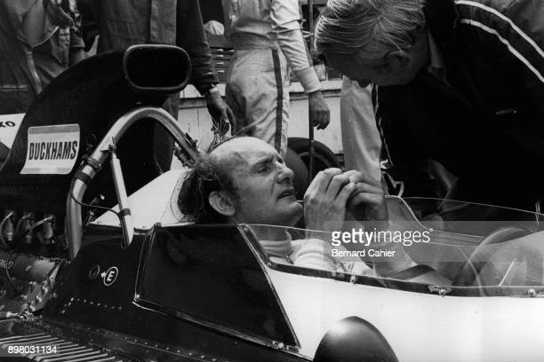 Mike Hailwood, Surtees-Ford TS9B, Grand Prix of Italy, Autodromo Nazionale Monza, 10 September 1972.