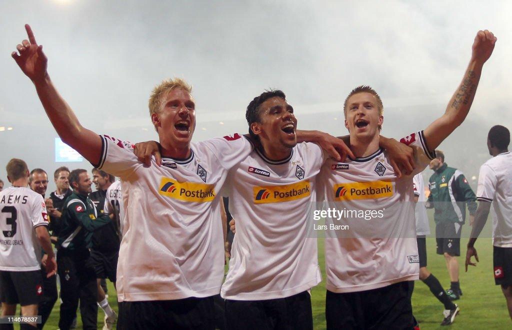 VfL Bochum v Borussia M'gladbach - Bundesliga Play Off - Leg Two : News Photo