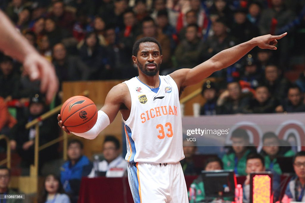 Guangdong Southern Tigers v Shandong Golden Stars - CBA 15/16 Play-off Quarter-final