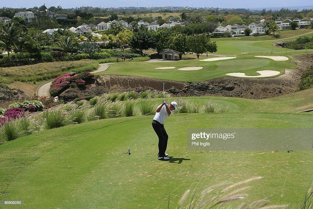 DGM Barbados Open - Round Two : News Photo