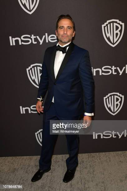 Mike Hatton attends the 2019 InStyle and Warner Bros 76th Annual Golden Globe Awards PostParty at The Beverly Hilton Hotel on January 6 2019 in...