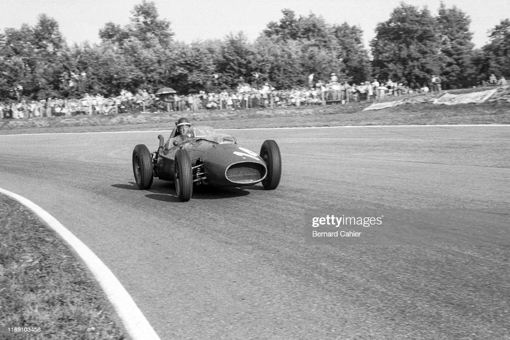 Mike Hawthorn, Grand Prix Of Italy : ニュース写真