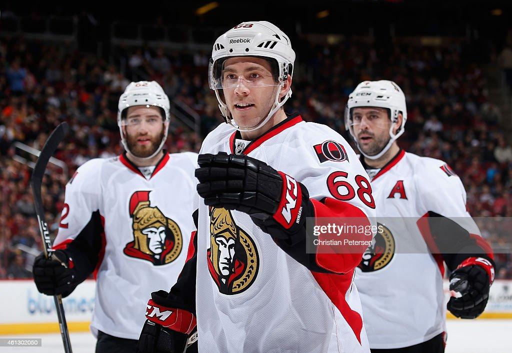 Ottawa Senators v Arizona Coyotes : News Photo