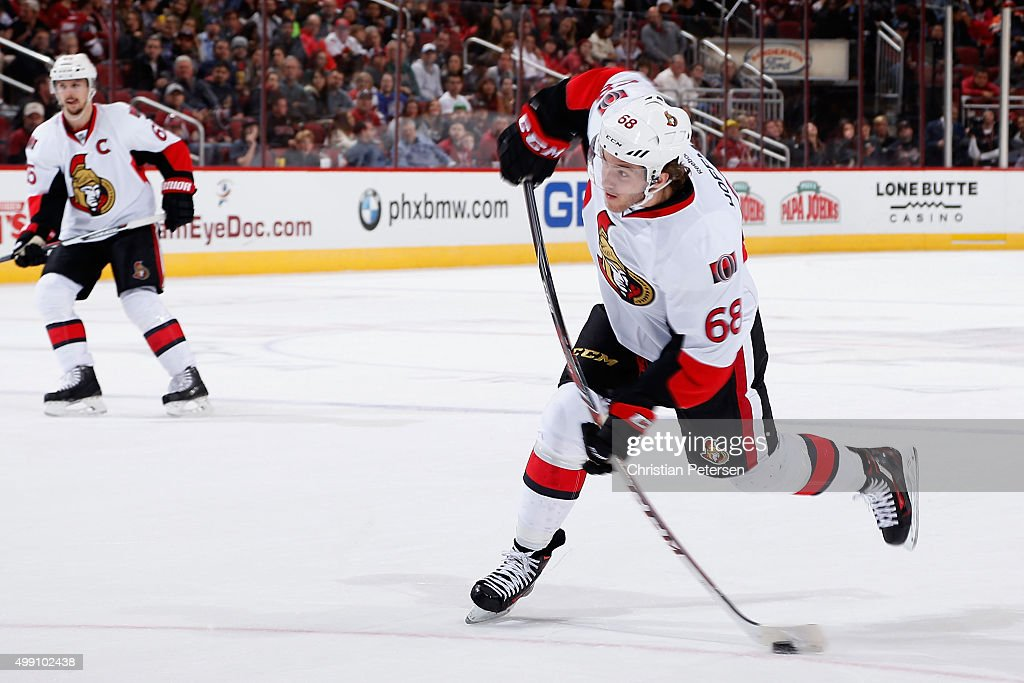 Ottawa Senators v Arizona Coyotes