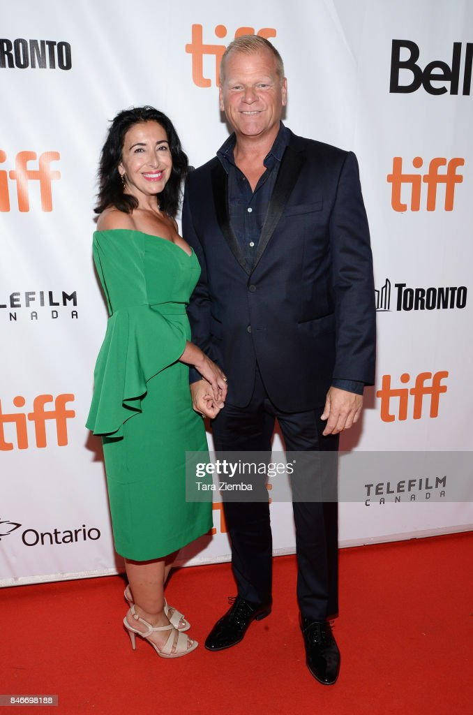 "2017 Toronto International Film Festival - ""Long Time Running"" Premiere - Arrivals : News Photo"