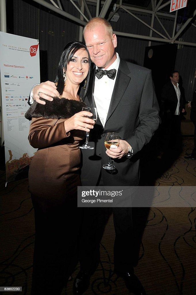 2008 Gemini Awards Gala : News Photo