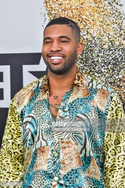 Mike Holston arrives at the BET Hip Hop Awards 2018 at Fillmore Miami Beach on October 6 2018 in Miami Beach Florida