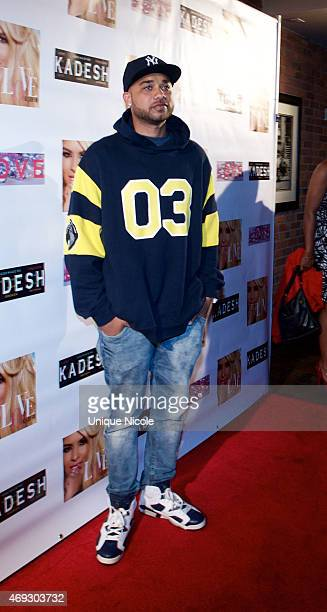 Mike Honnid attends the Private Listening Party For Kadesh aka Desiree Coleman Jackson Hosted By ESPN Sports Analyst Mark Jackson at HOME on April 10...