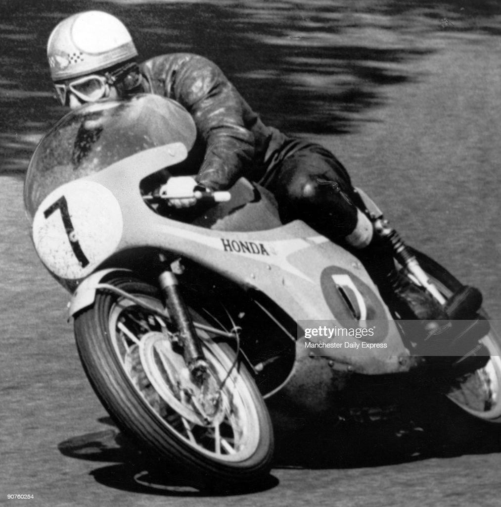 TT motorcycle race, Isle of Man, June 1967. : News Photo