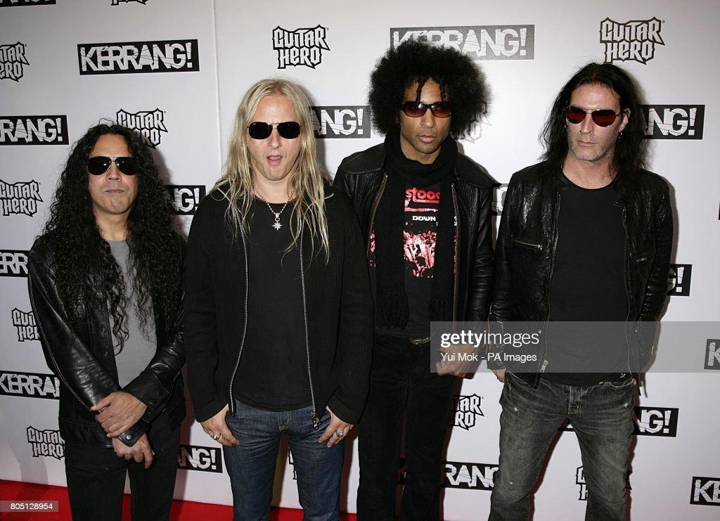 Kerrang Awards 2009 - London : News Photo