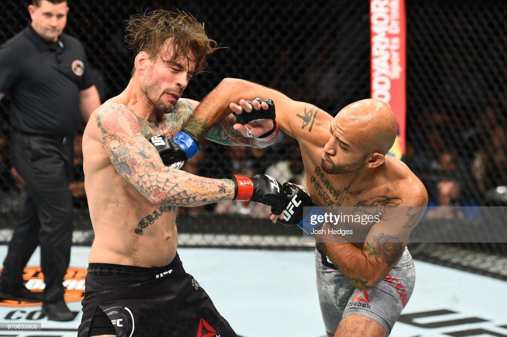 UFC 225: Punk v Jackson : News Photo