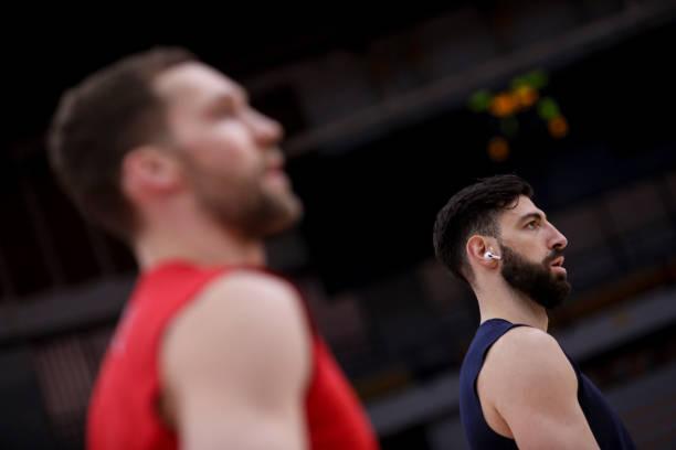 GRC: Olympiacos Piraeus v CSKA Moscow - Turkish Airlines EuroLeague
