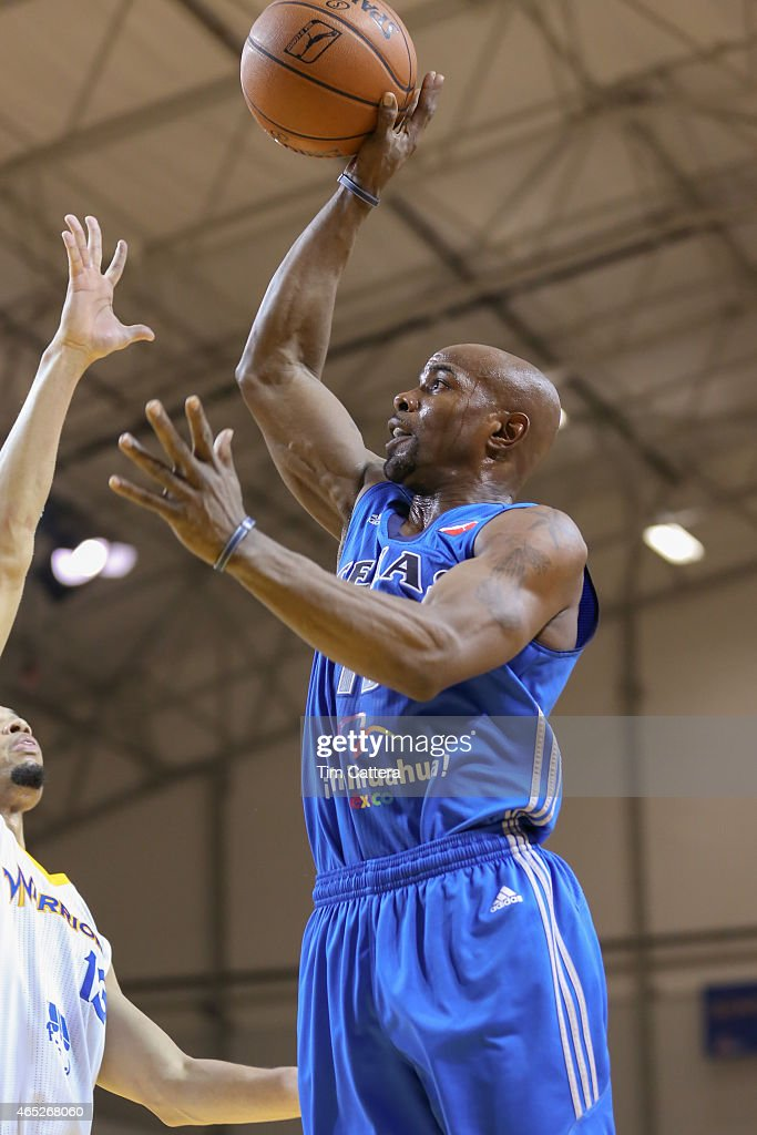 Texas Legends v Santa Cruz Warriors