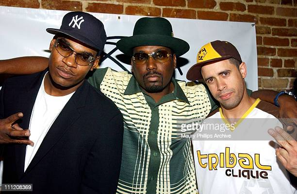 Mike Johns, CEO of UrbanWorld Wireless, Big Daddy Kane and Crazy Legs
