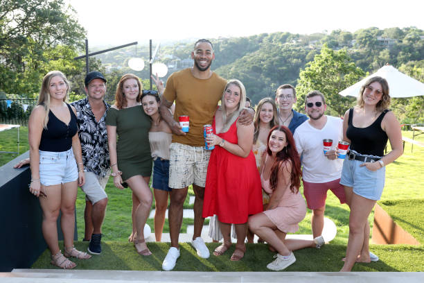 """TX: Smirnoff Teams Up With Mike Johnson To Give Away Custom BBQ Experience To Local Austin Resident As Part Of The Smirnoff Red, White & Berry """"Summer Of 2,021 Dreams"""" Promotion"""