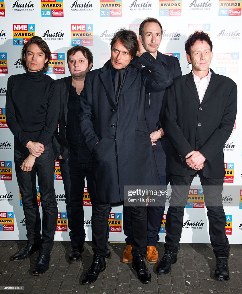 NME Awards - Red Carpet Arrivals