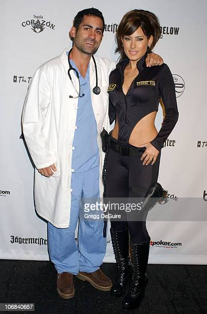 Mike Kasem and Kerri Kasem during AirParty Hosts a Celebrity Hollywood Bash to Benefit The Trevor Project - Arrivals at Henson Studios in Hollywood,...
