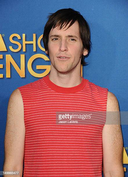 Mike Kennerty of The AllAmerican Rejects attends the MDA Labor Day Telethon at CBS Studios on August 7 2012 in Los Angeles California