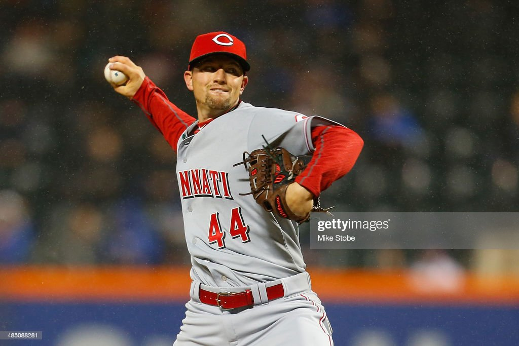 Cincinnati Reds v New York Mets