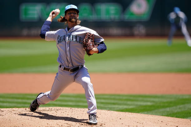 CA: Seattle Mariners v Oakland Athletics