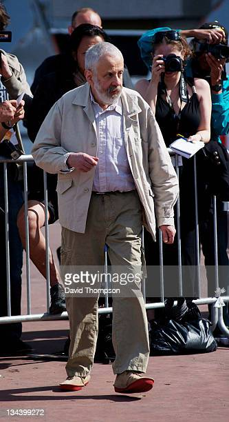 Mike Lee arrives at the Palais de festival on May 15 2010 in Cannes France