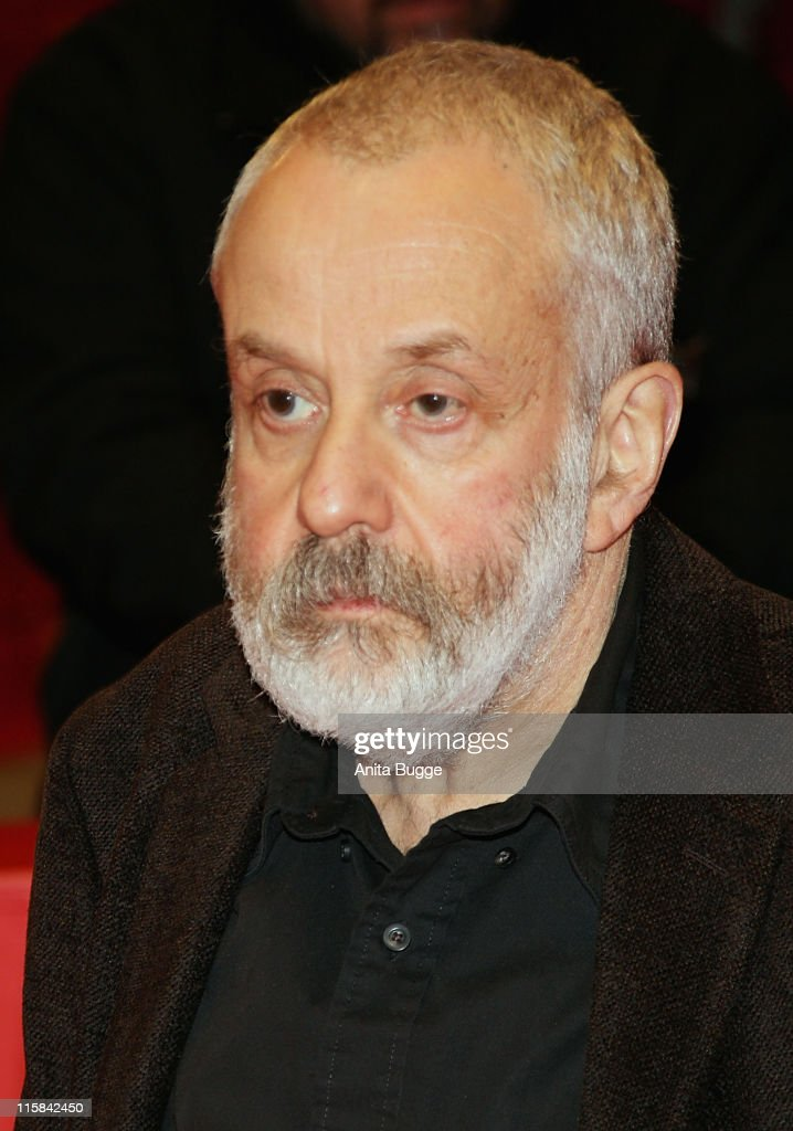 Mike Leigh, director attends the 'Happy Go Lucky' premiere during day six of the 58th Berlinale International Film Festival held at the Berlinale Palast on February 12, 2008 in Berlin, Germany.