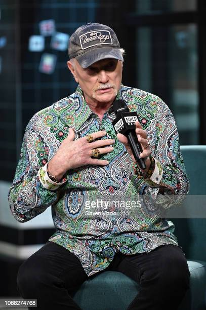 Mike Love Rock and Roll Hall of Fame member and cofounder/lead singer of The Beach Boys visits Build Series to discuss his new collection of holiday...