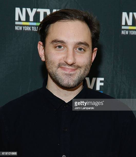 Mike Luciano of Animals attends Development Day Panels at the 12th Annual New York Television Festival at Helen Mills Theater on October 29 2016 in...
